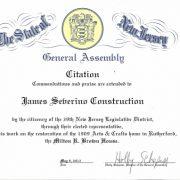 General Assembly Citation